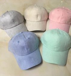 Soft Suede Hat