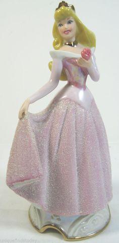 Disney Sleeping Beauty Porcelain Figurine Princess Aurora Sri Lanka