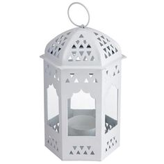 Moroccan Metal Lantern . these are lovely and great quality :) #poundland