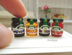 Dollhouse Miniature Food, Fried Fritters Snacks, Farmers Market Street Food for scale scale) Realpuki Pukipuki Tiny Dolls Food Miniature Crafts, Miniature Food, Miniature Dolls, Barbie Food, Doll Food, Tiny Food, Fake Food, Diy Dollhouse, Dollhouse Miniatures