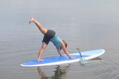 Float Your Practice – 12 Awesome Stand Up Paddle Board Yoga Poses