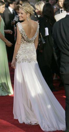 Still one of my favorite Golden Globe gowns - Sienna Miller (2007)