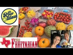 4 Transition Tips to Healthy Raw Vegan Fruitarian Diet - Interview with The Raw Outlaw Fruitarian Diet, Fruit Diet Plan, Pink Gel Nails, Raw Vegan, Interview, Pumpkin, Vegetables, Healthy, Facebook