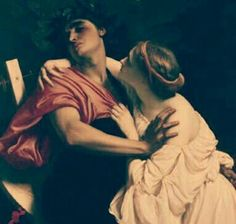 Gli sguardi trattieni. Orfeo y Euridice. Opera de Ch.W.Gluck Pintura: Lord Frederic Leighton.