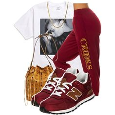 """Crooks"" by femaleboss143 on Polyvore"