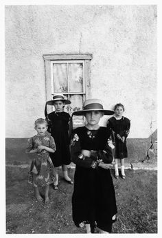 Larry Towell MEXICO. Chihuaha. Cuervo Casas Grandes. Mennonites. 1992.