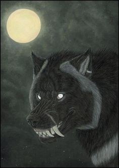 Lunar Cycle's Peak by Saoirsa on DeviantArt How To Draw Fur, Female Werewolves, Anime Wolf Drawing, Very Nice Pic, Werewolf Art, Love Backgrounds, True Nature, Halloween Boo, Furry Art