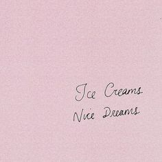 Waking up dreaming of ice cream by by onenightstandsleepwear Bible Verses Quotes, Book Quotes, Dope Captions For Instagram, Instagram Quotes, Ice Cream Quotes, Dreamer Quotes, Insta Bio, Nice Dream, Well Said Quotes