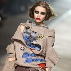 Wild Homeless Chic by Vivienne Westwood