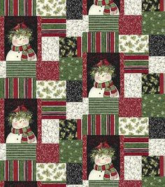 Christmas Quilting Projects, Christmas Patchwork, Christmas Quilt Patterns, Christmas Sewing, Christmas Fabric, Quilt Block Patterns, Christmas Crafts, Xmas, Christmas Pillow