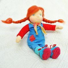 Pippi Waldorf Doll