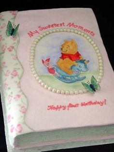 The Crafty Kitchen Childrens Cakes cute fun whimsical CAKES