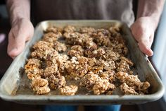 Granola Nut Clusters 8428 thumb Granola Nut Clusters – Easy, Portable Holiday Gift Idea!