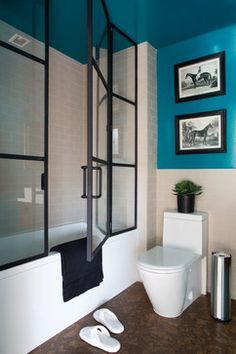 shower tub enclosures | heard right, a beautiful frameless shower ...