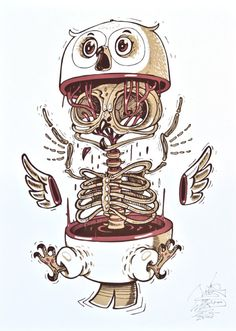 Nychos Eule