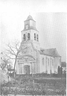 Eglise Saint-Nicolas - Sint-Niklaaskerk (Neder-Over-Heembeek) 1893