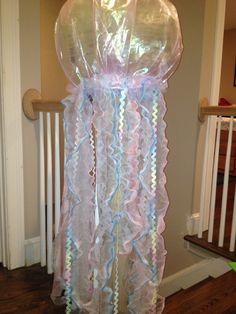 Jellyfish costume...made by me!