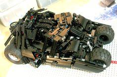 LEGO Technic Batmobile