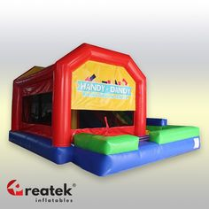 Best in class suppliers of kids inflatable bounce castle, Europe producer and supplier REATEK Inflatables. Bouncy Castle, Corporate Branding, Castles, Things That Bounce, Attraction, Custom Design, Europe, Fun, Kids