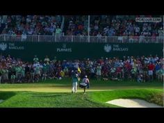 Nick Watney: After the Winning Putt at The Barclays 2012
