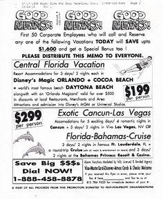 vintage ad received through the fax machine 7-17-1998~Newsletter Box  ღஐƸ̵̡Ӝ̵̨̄Ʒஐღ