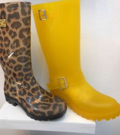 4f6370fd0b51  shoes  summer  colors  accessories  rainboots  shoestrend Summer Colors