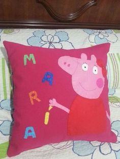 Cojín Peppa Pig