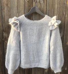 Crochet Beanie Pattern, Knit Crochet, Drops Kid Silk, Make Your Own Dress, Knit Fashion, Pulls, Baby Knitting, Autumn Winter Fashion, Knitwear