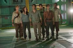 First Look at The Scorch Trials Movie