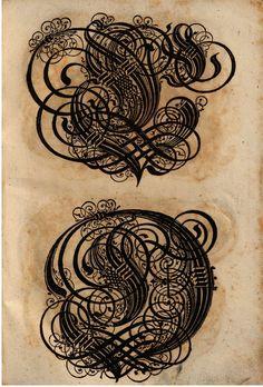 All sizes   Paulus Franck - 'Schatzkammer Allerhand Versalien Lateinisch vnnd Teutsch', 1601 alphabet j   Flickr - Photo Sharing!