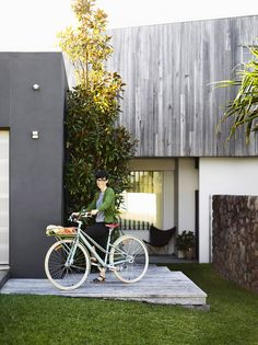 Sunrise Beach House for Real Living Magazine , Styling Kylie Jackes Home Building Design, House Design, Real Living Magazine, Timber Cladding, External Cladding, Retreat House, The Design Files, Coastal Homes, Beautiful Space