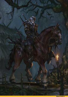Fadly Romdhani,Геральт,Witcher Персонажи,The Witcher,Ведьмак, Witcher, ,фэндомы