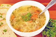Quick Chicken Noodle Soup (Weight Watchers) | Recipes , Lifestyle