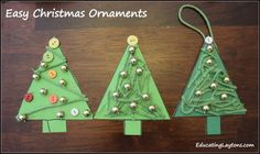Easy DIY Christmas Tree Ornaments at Educating Laytons