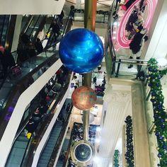 provocative-planet-pics-please.tumblr.com #selfridges #oxfordstreet #london #planets by ivanasly https://www.instagram.com/p/_eft4QA_09/