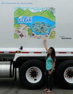 truck art A