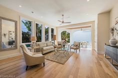 Beach House for Sale in Olde Naples - Close to Everything!