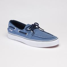 Vans Boat Shoes. I think I need these for vacation, maybe a different color though.