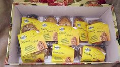 Ciasteczka przygotowane do testów  #żona #zakreconapanidomu #dlaMistrzówPoranka #belvita #streetcom