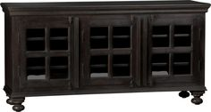 """Our new media stand! Faulkner 62"""" Media Console in Media Stands, Consoles 