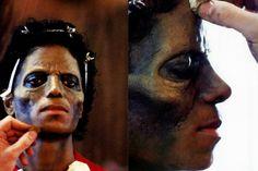Make Up Master Rick Baker