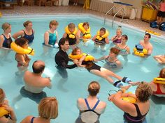 Aquatic Therapy & Rehab Institute, Inc. i have always wanted to do this for a living. Aquatic Therapy, Pool Workout, Fitness Gadgets, Muscle Spasms, Swimming Holes, Health Matters, Physical Therapy, Yoga, Swimming Exercises