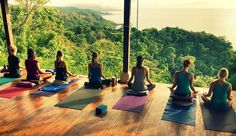 Today yoga is commonly found in many parts of Costa Rica. Here are 4 of the best spots to find your yoga in Costa Rica.