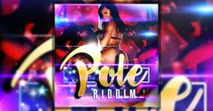 The Pole Riddim album by Black Liberty Records Independent Record Label Reggae Artists, Various Artists, Liberty, Label, United States, Black, Political Freedom, Black People, Freedom