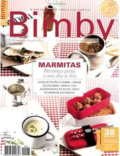 Bimby Jamie Oliver, Kitchen Robot, Salada Light, Food C, Yummy Appetizers, Soul Food, Food Hacks, Meal Prep, Slow Cooker