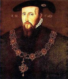 17th February 1547: On this day in history Edward Seymour, uncle to the new King Edward VI, was created Duke of Somerset.