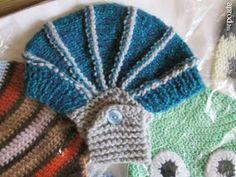 Varrogató: AVIATOR SAPKA (ezt el kell készíteni!) Knitted Hats, Aviation, Beanie, Knitting, Blog, Tricot, Breien, Stricken, Blogging