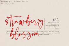 Faustine //Modern Script ~ Script Fonts ~ Creative Market Graphic design is usually a profession Typography Letters, Typography Poster, Graphic Design Typography, Hand Lettering, Branding Design, Creative Typography, Font Alphabet, Lettering Styles, Lettering Tutorial