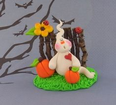 Tutorial Tuesday: Little Lost Ghost Scene · Polymer Clay | CraftGossip.com