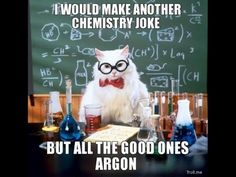 So telling this to my chemistry teacher next class :P
